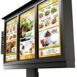 Drive-Thru display boards